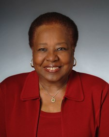 Senator Irma Hunter Brown