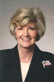 Senator Mary Anne Salmon